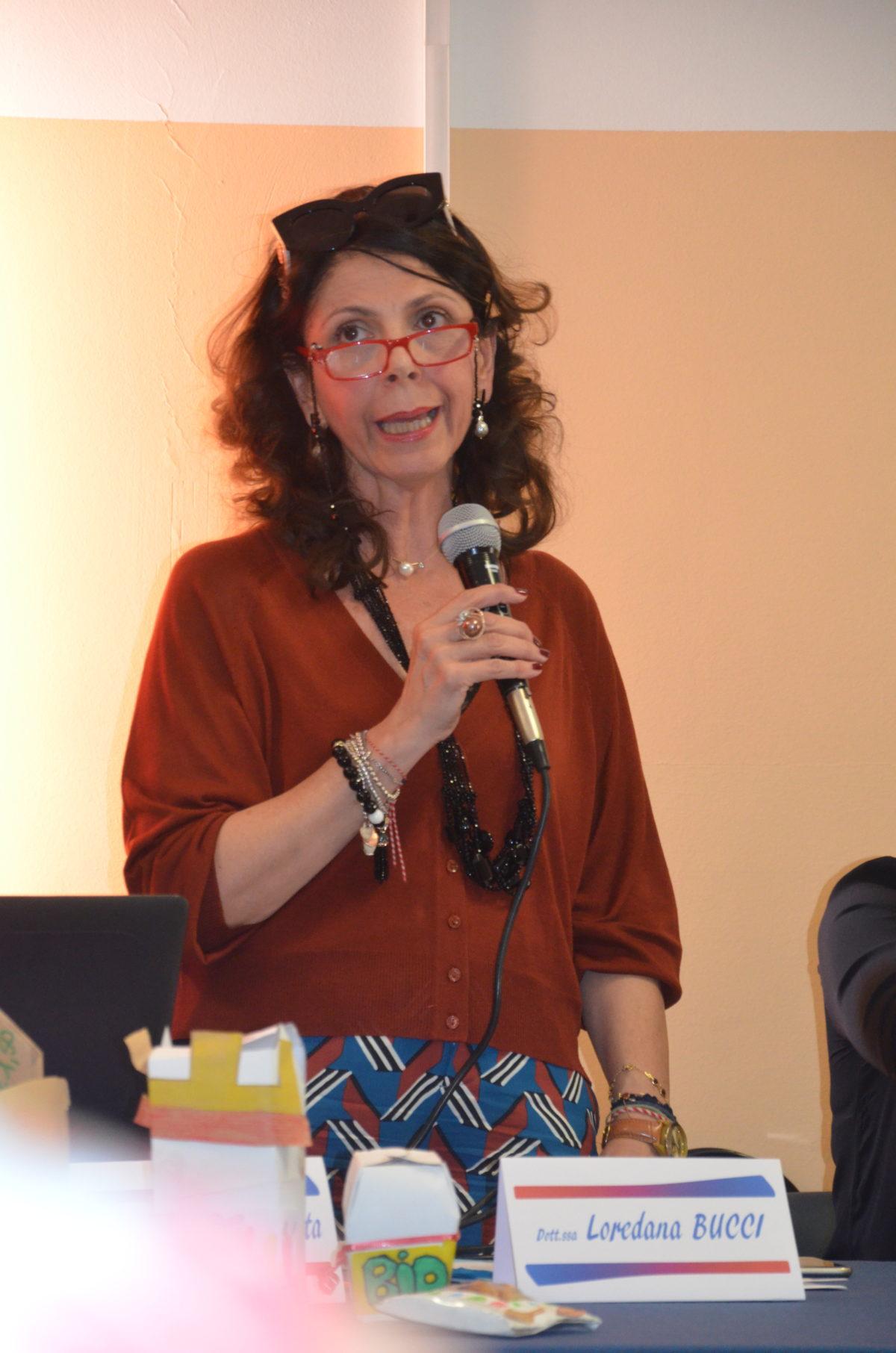 "The speech of the Headmaster ""Loredana Bucci"" of the I.C. Renato Moro at the final meeting of the Erasmus + G.R.E.E.N. in Europe"